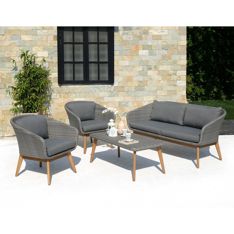 salon de jardin rsine tresse gris salon de jardin tress leclerc lgant salon de jardin tresse. Black Bedroom Furniture Sets. Home Design Ideas