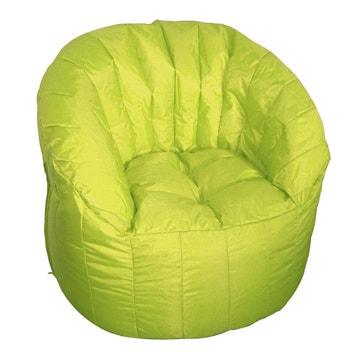 pouf poire pouf de rangement pouf futon au meilleur prix leroy merlin. Black Bedroom Furniture Sets. Home Design Ideas