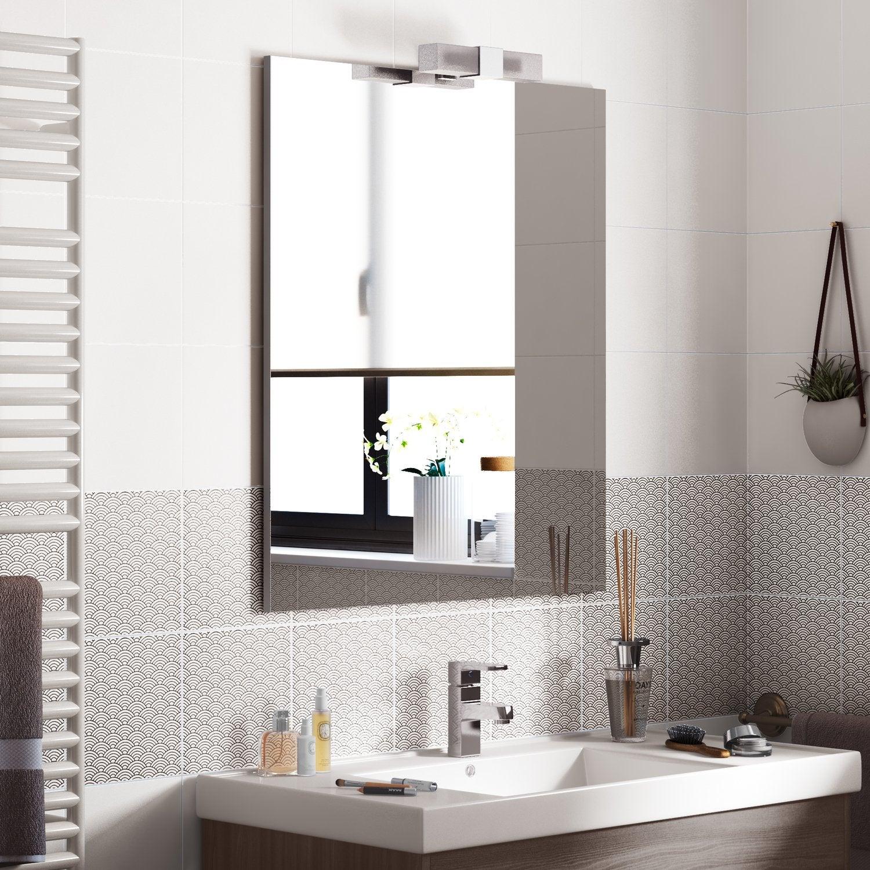 Des motifs art deco pour le carrelage de salle de bains | Leroy Merlin
