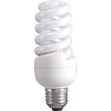 ampoule spirale conomie d 39 nergie 15w lexman e 27. Black Bedroom Furniture Sets. Home Design Ideas