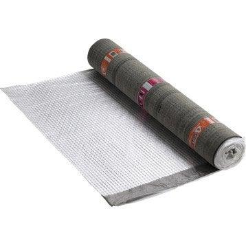 Rouleau pour chape bitume aluminium l.1 x L.8 m