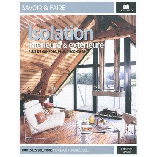 Isolation Int Rieure Ext Rieure Plus De Confort Plus