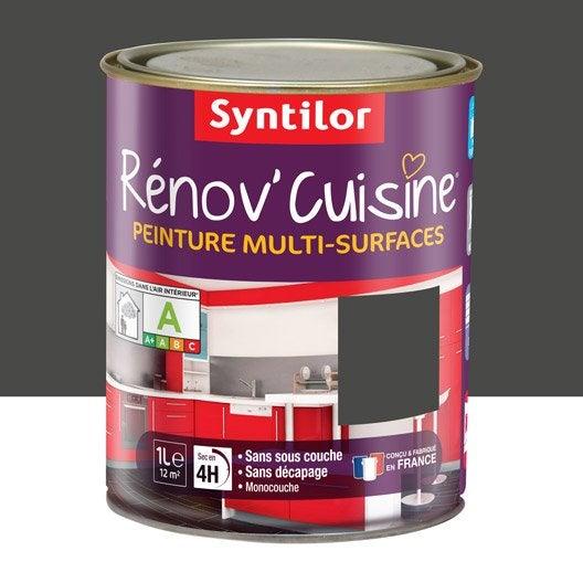 Liste de remerciements de julien c top moumoute for Peinture renovation cuisine bois