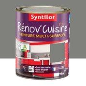 Peinture de rénovation Rénov'cuisine SYNTILOR, poivre gris, 1 L