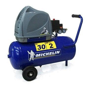 Compresseur de chantier MICHELIN MBD30 30L 2 cv