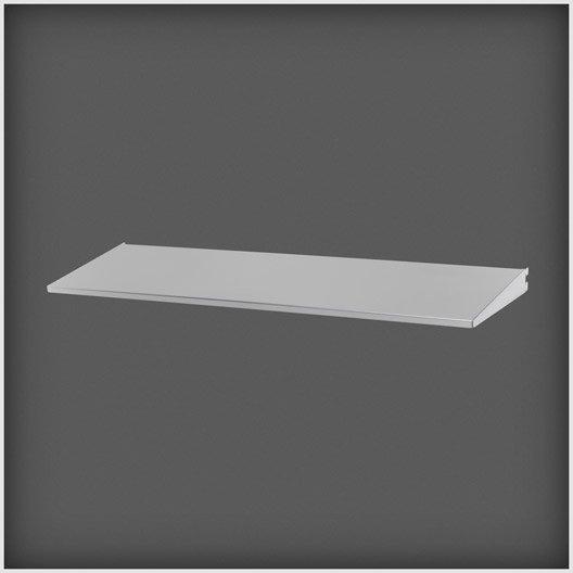 etag re m tal elfa platinium cm leroy merlin. Black Bedroom Furniture Sets. Home Design Ideas