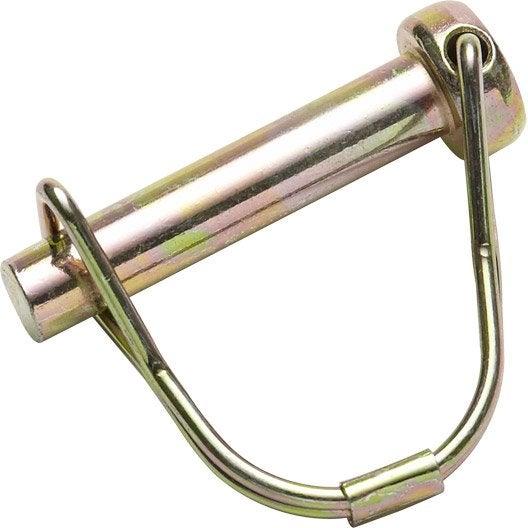 goupille clips acier standers diam 8 mm leroy merlin. Black Bedroom Furniture Sets. Home Design Ideas