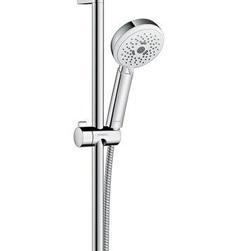 Accessoires de douche au meilleur prix leroy merlin for Accessoire de douche leroy merlin