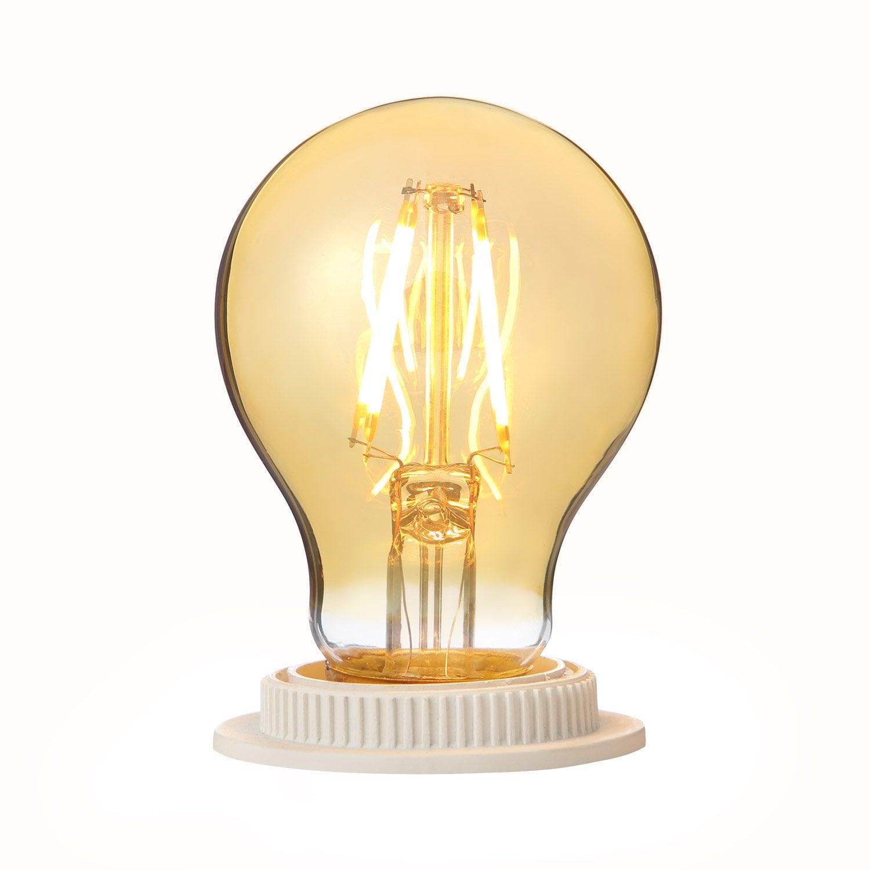 Standard Led Bulb Filament Vintage E27 4w 470lm Equiv 40w 2000k Lexman