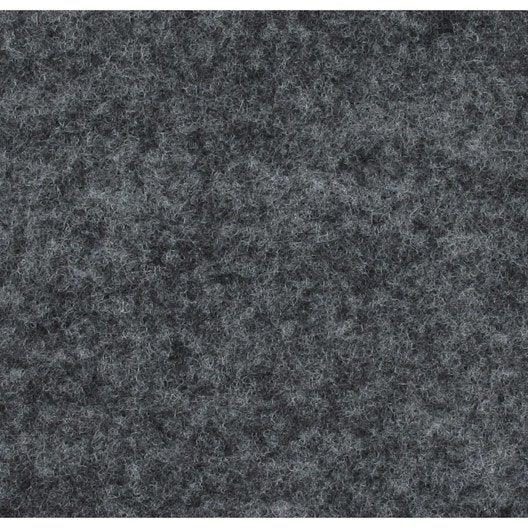 moquette aiguillet e expo style grise 2 m leroy merlin. Black Bedroom Furniture Sets. Home Design Ideas