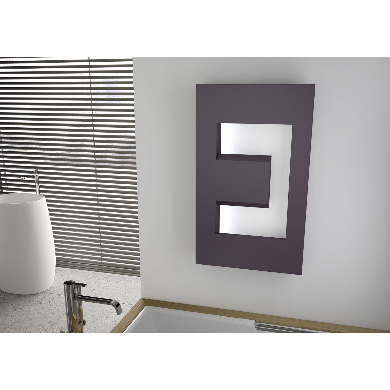 radiateur lectrique inertie pierre irsap dedalo 300 w leroy merlin. Black Bedroom Furniture Sets. Home Design Ideas