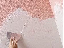 Tout savoir sur la peinture murale effets leroy merlin - Peinture a la taloche ...