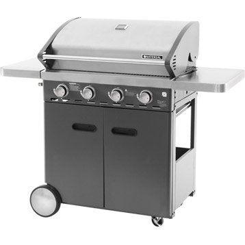 Barbecue barbecue plancha et cuisine ext rieure leroy merlin - Barbecue plancha gaz leroy merlin ...