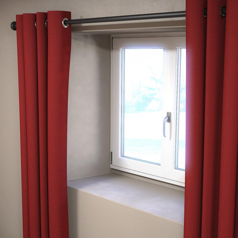 fixer une tete de lit sans percer elegant tringle rideau extensible city blanc satin de cm ib. Black Bedroom Furniture Sets. Home Design Ideas