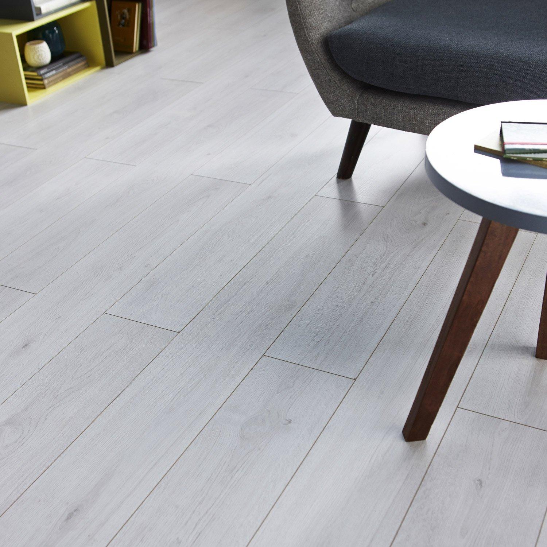 sol stratifi blanc vein mm prestige acoustic 8 leroy merlin. Black Bedroom Furniture Sets. Home Design Ideas