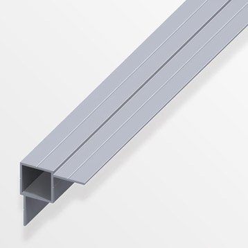 Fer et profil acier aluminium pvc barre de fer - Tubo pvc cuadrado ...