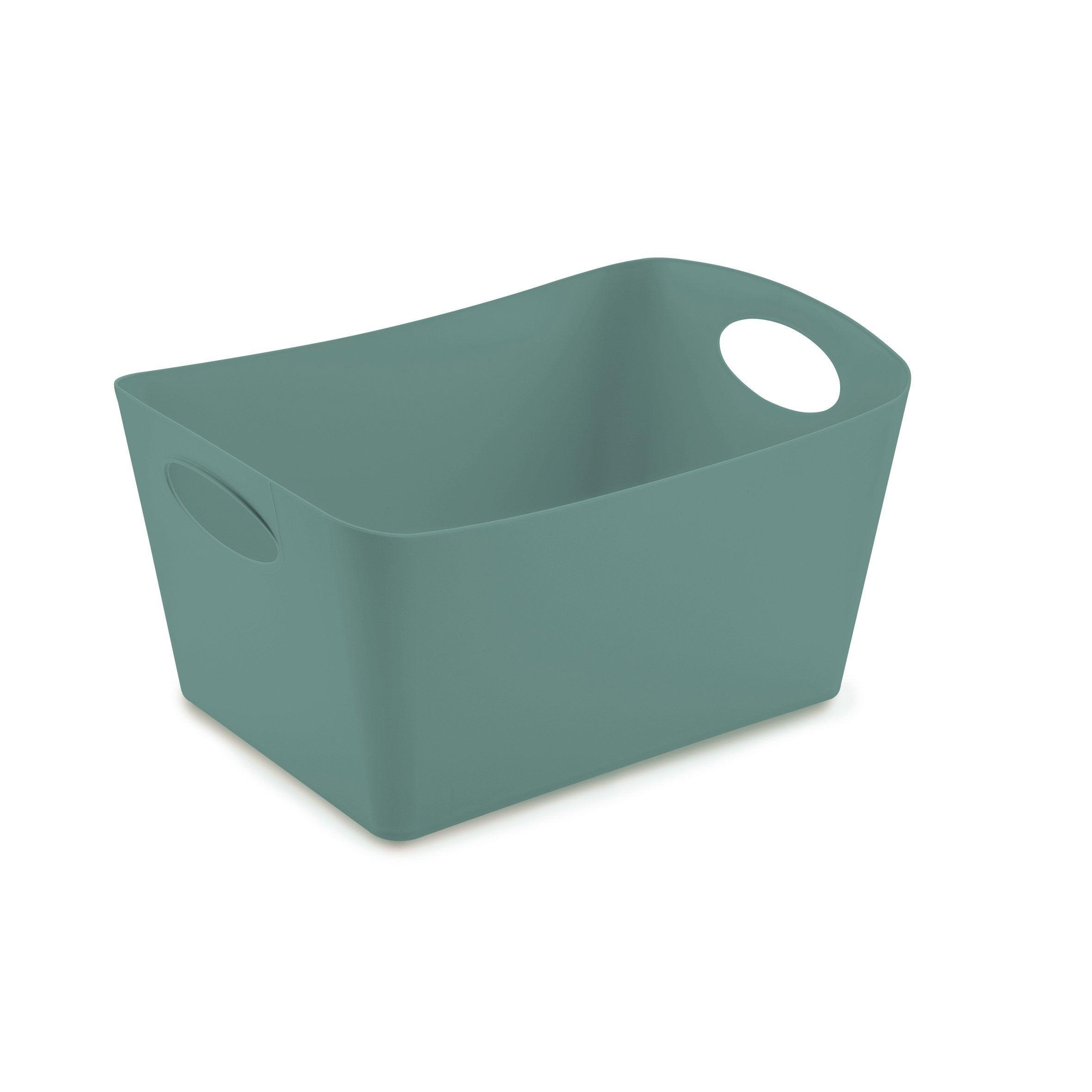 Panier plastique vert