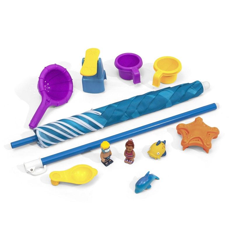 Table Sable Et Eau Plastique Step 2 L63 X L110 Cm