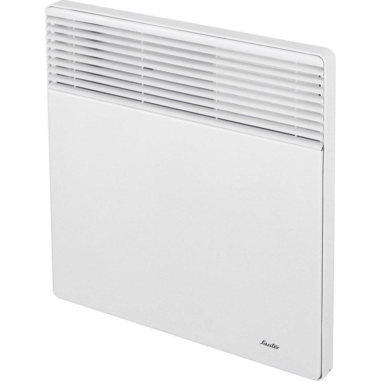 radiateur electrique largeur 30 cm trendy radiateur lectrique en acier horizontal ou vertical. Black Bedroom Furniture Sets. Home Design Ideas