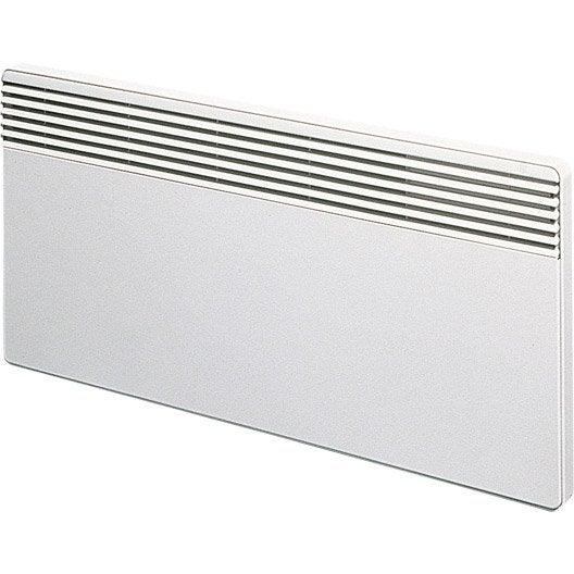 convecteur lectrique sauter lucki bas 1500w leroy merlin. Black Bedroom Furniture Sets. Home Design Ideas