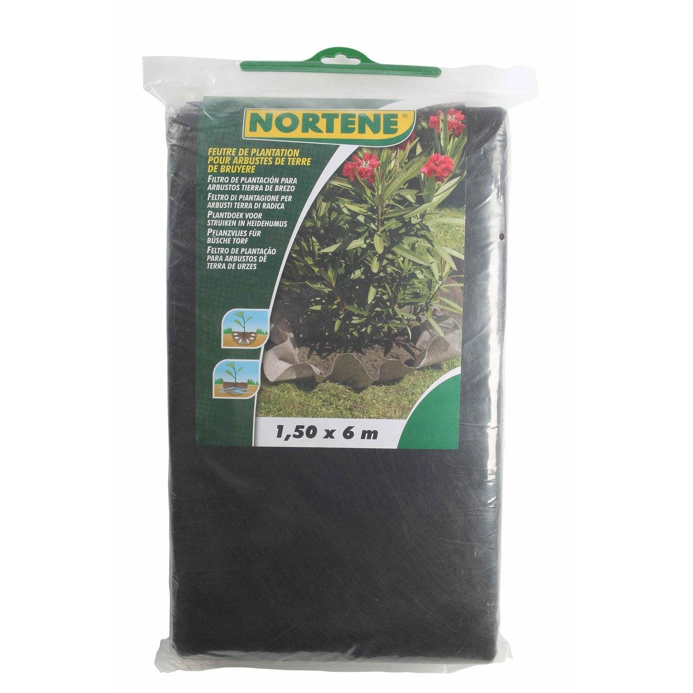 Feutre pour plantes de terre de bruyère NORTENE | Leroy Merlin - Terre De Bruyère Pour Quelle Plante