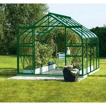 serre de jardin serre tunnel film d 39 hivernage et de for age leroy merlin. Black Bedroom Furniture Sets. Home Design Ideas