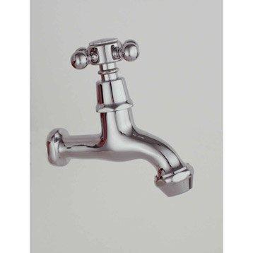 Robinet de lave mains robinet de salle de bains leroy merlin - Robinet lave main eau froide ...