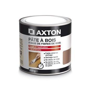 p te bois axton blanc 250 g. Black Bedroom Furniture Sets. Home Design Ideas