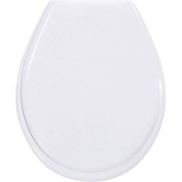 Abattant WC Nerea blanc