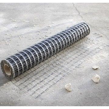 Treillis treillis soud s panneau soud leroy merlin - Panneau treillis soude pour dalle de beton ...