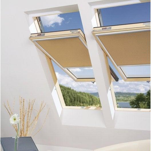 remplacement de vitrage 78 x 98 cm pour fen tre de toit. Black Bedroom Furniture Sets. Home Design Ideas
