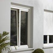 Remplacement d'une fenêtre 2 vantaux en dépose totale par Leroy Merlin