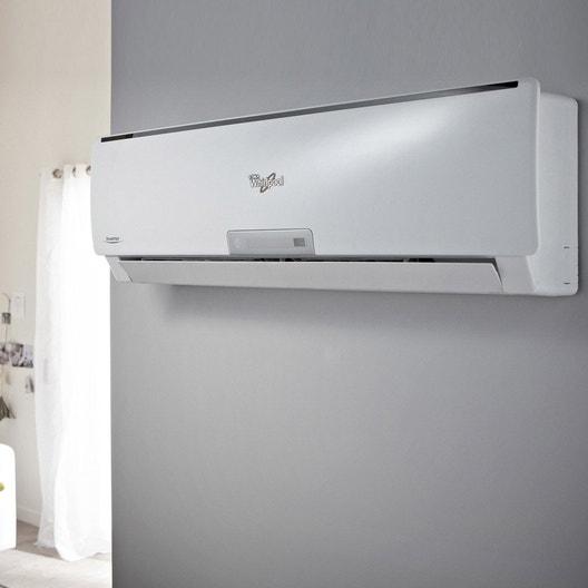 mise en service d'un climatiseur fixe | leroy merlin