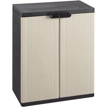 Etag re et armoire utilitaire armoire m tallique for Armoire en pvc exterieur