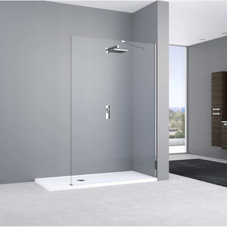 cabine de douche ouverte