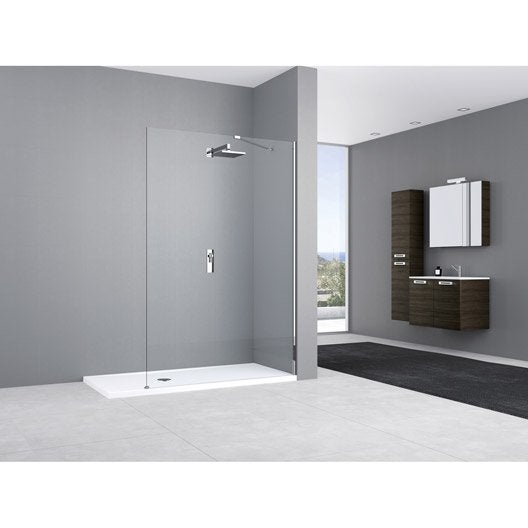 paroi de douche l 39 italienne douche leroy merlin. Black Bedroom Furniture Sets. Home Design Ideas