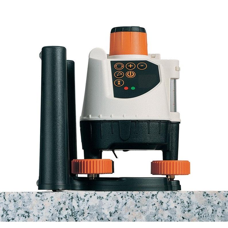 Niveau Laser Rotatif Et Trépied Laserliner Beamcontrol Master 120 Stativ Set
