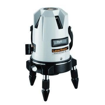 niveau laser croix ligne automatique rotatif avec tr pieds mise niveau outillage. Black Bedroom Furniture Sets. Home Design Ideas
