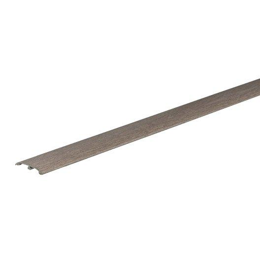 Comment poser une barre de seuil leroy merlin for Barre de seuil carrelage parquet