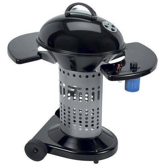 barbecue au charbon de bois campingaz bonesco noir. Black Bedroom Furniture Sets. Home Design Ideas