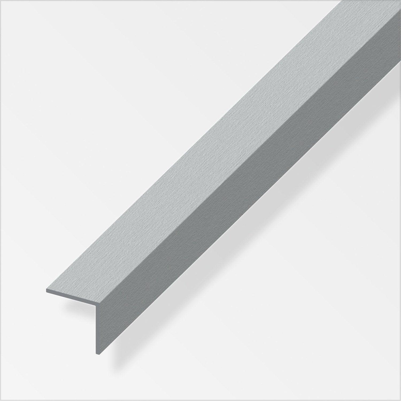 corni re gale aluminium bross l 2 5 m x l 2 cm x h 2 cm. Black Bedroom Furniture Sets. Home Design Ideas