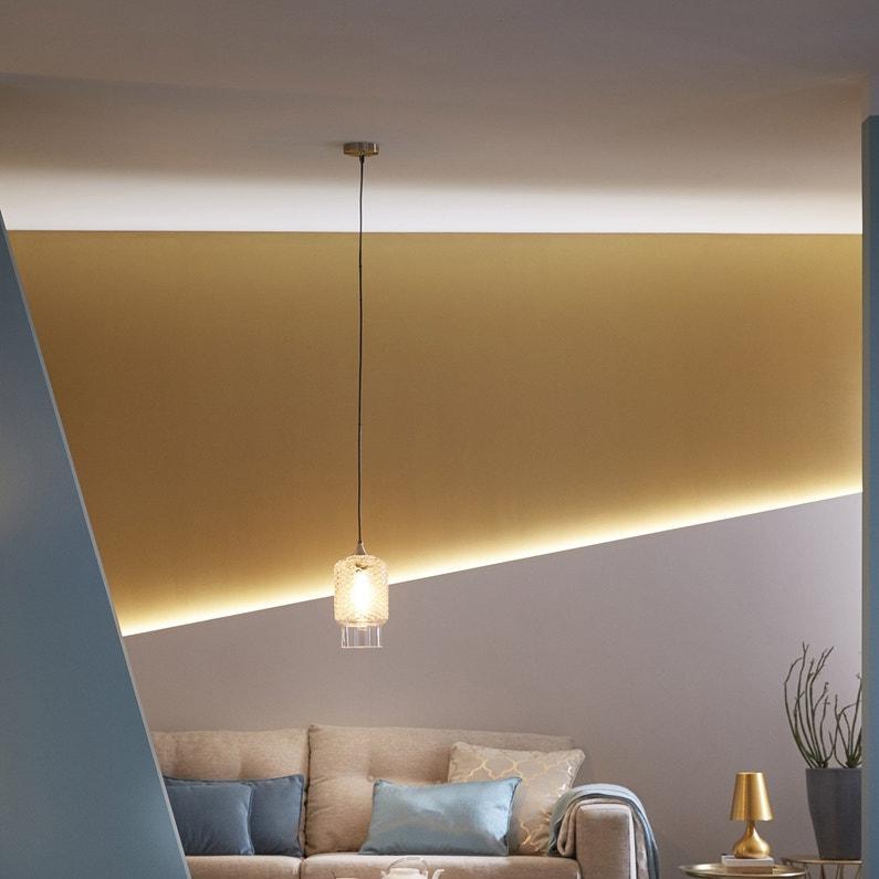 kit ruban led 5m blanc 4000k tr s clairant 3400 lumens. Black Bedroom Furniture Sets. Home Design Ideas