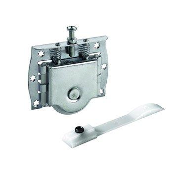 kit de montage acier pour placards hettich - Roulettes Pour Portes De Placard Coulissantes