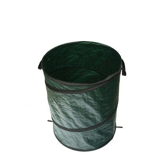 Sac à déchets Pop Up, 150L | Leroy Merlin