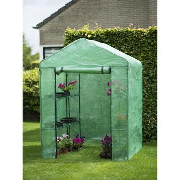 Tunnel, mini tunnel jardin, serre tomates, plateau au meilleur prix ...