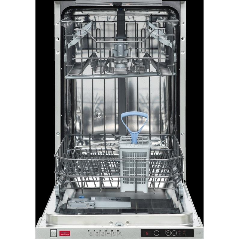 Lave Vaisselle Intégrable L45 Cm Frionor Lvti4547 10 Couverts