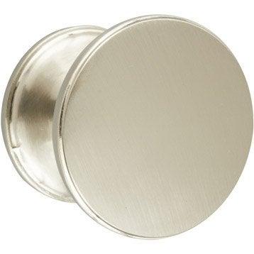 Bouton de meuble bouton et poign e de meuble leroy merlin for Bouton de porte de meuble de salle de bain