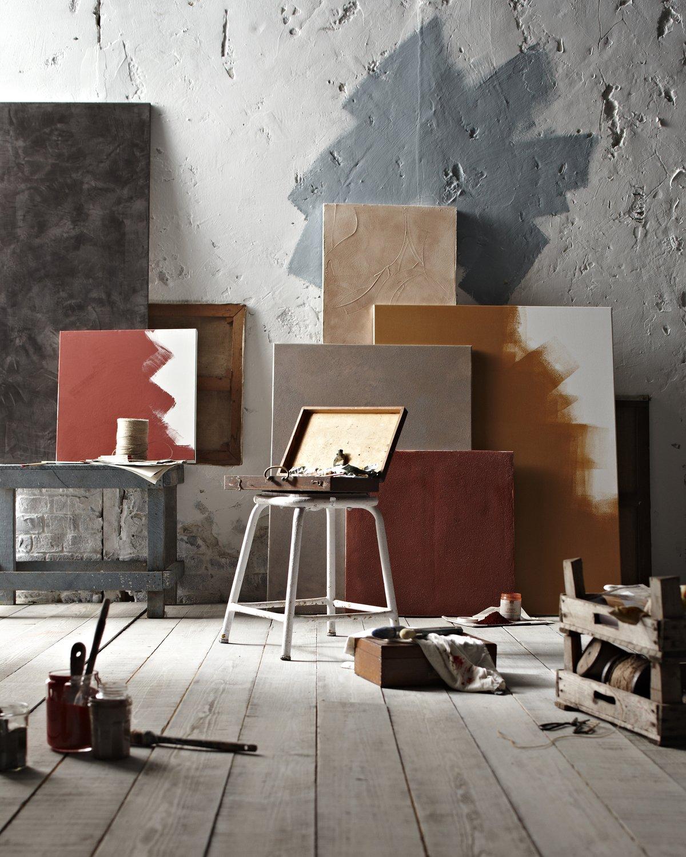 quand la peinture fait de l 39 effet leroy merlin. Black Bedroom Furniture Sets. Home Design Ideas