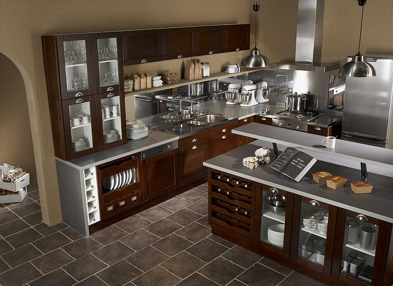 tout pour faire de la grande cuisine leroy merlin. Black Bedroom Furniture Sets. Home Design Ideas