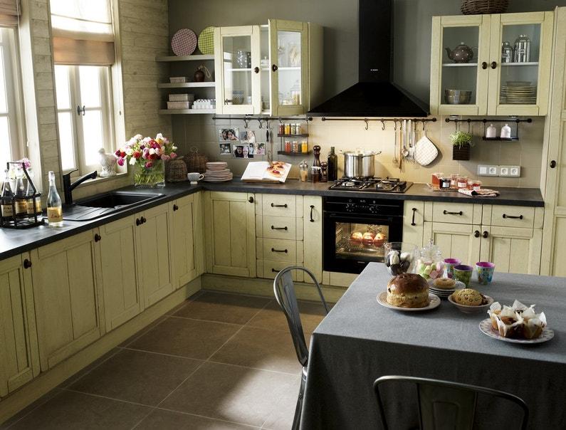 Des id es pour votre cuisine en l for Cuisine equipee leroy merlin